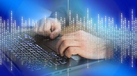 HUMAN HANDS, STILL TOUCHING THE NETWORK